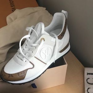 acfcf8187a46 Louis Vuitton Shoes - Authentic Louis Vuitton Runaway Sneaker